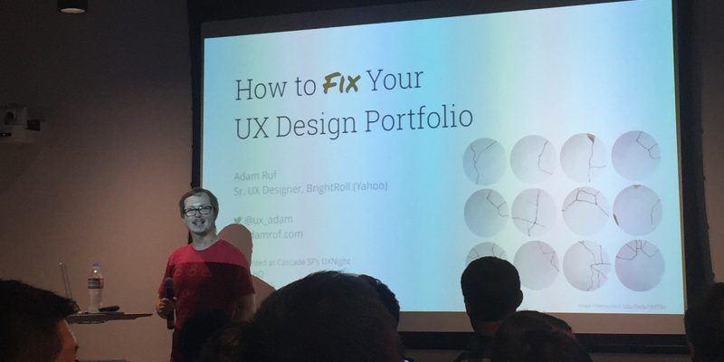How to Fix Your UX Design Portfolio